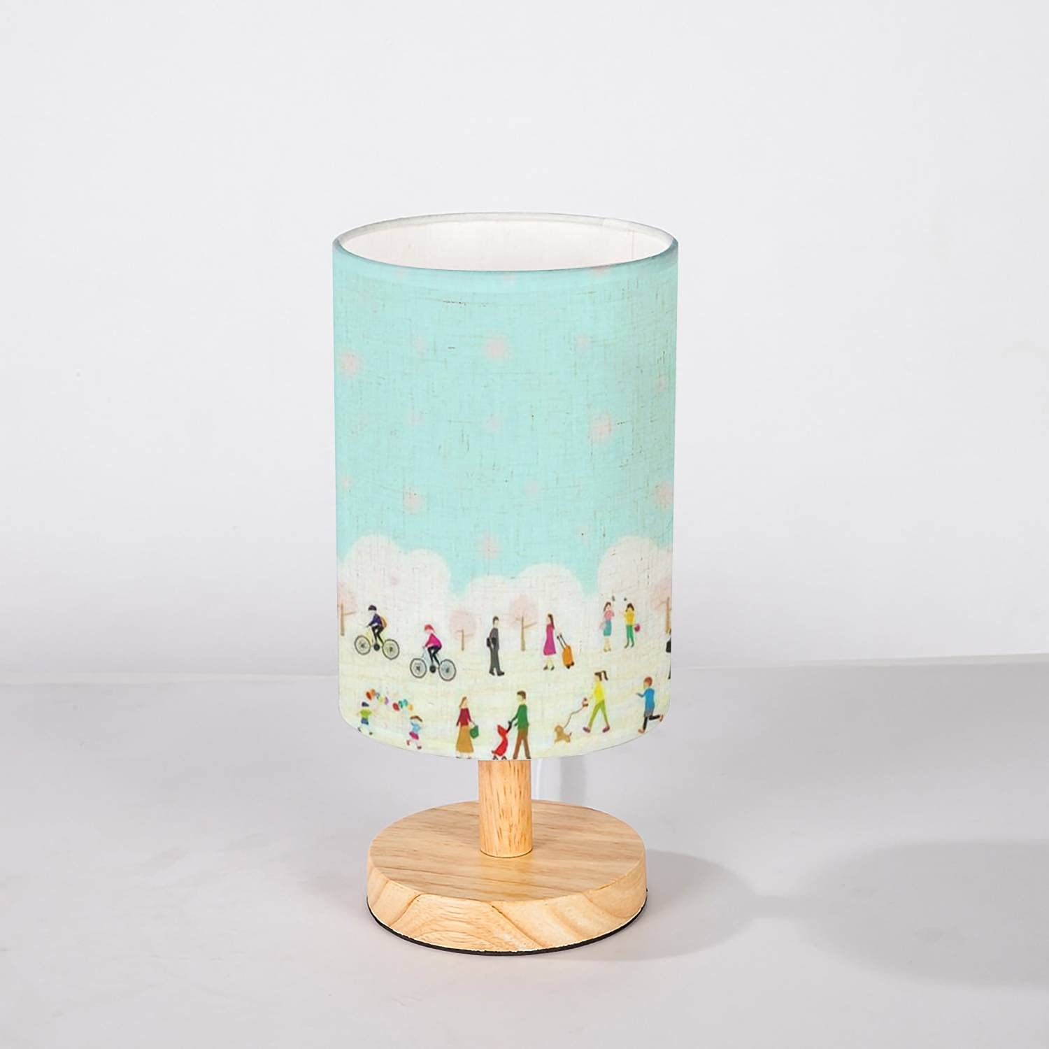 Minimalist depot High quality new Bedside Table Lamp Lifestyle and Cherry Blosso People
