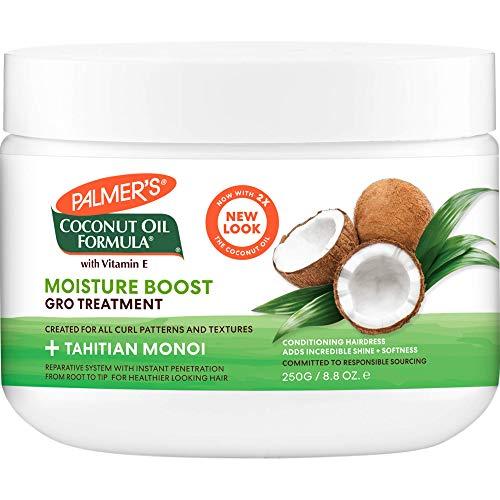 Palmer's, Oil Formula Moisture Gro Hairdress, Coconut, 8.8 Ounce