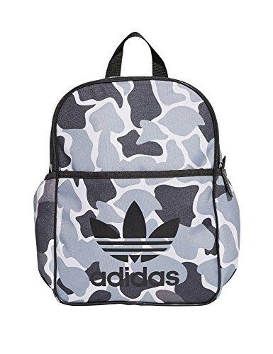 Adidas BP Camo Boy Inf Mochila Tipo Casual, 25 cm, 25 litros, Multco