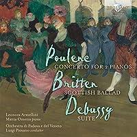 Concerto for 2 Pianos