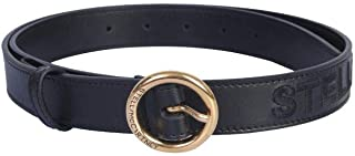 Luxury Fashion | Stella Mccartney Womens 700039W94051000 Black Belt |