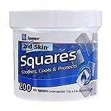 [スペンコ] 2nd Skin 200 Squares メンズ 10-637 ホワイト F
