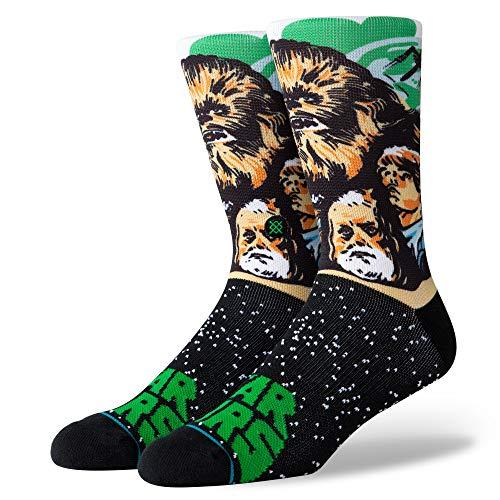 Stance Herren CHEWBACCA Legere Socken, grün, Large