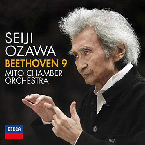 Seiji Ozawa, Rie Miyake, Mihoko Fujimura, Kei Fukui, Markus Eiche, Tokyo Opera Singers & Mito Chamber Orchestra