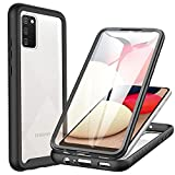 CENHUFO for Samsung A02s Case, with Built-in Screen