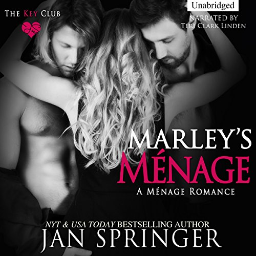 Marley's Menage audiobook cover art