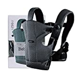 Bebamour Baby Carrier Sling 3 in 1 Baby Carrier for Newborn Breathable Ba