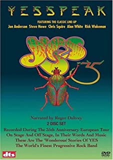 Best yes 35th anniversary tour Reviews