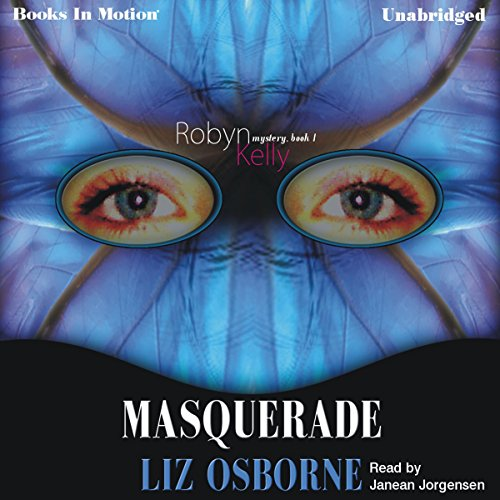 Masquerade audiobook cover art