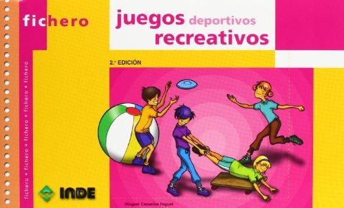 Juegos deportivos recreativos: 456 (Ficheros de juegos y actividades)