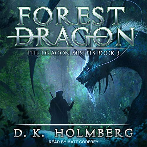 Forest Dragon cover art