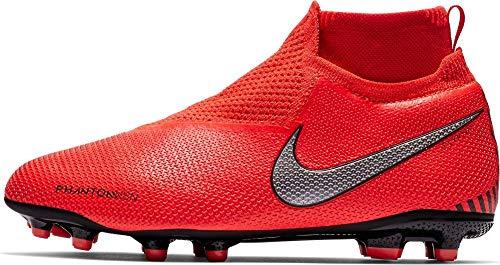 Nike Kids Phantom Vision Elite Dynamic Fit FG Soccer Cleats...