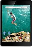 HTC Nexus 9 (8,9 Zoll) LTE Tablet-PC (WiFi, 32GB interner Speicher, LTE, Android 5.0) schwarz