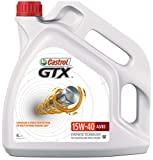 Castrol GTX Engine Oil 15W-40 A3/B3 4L