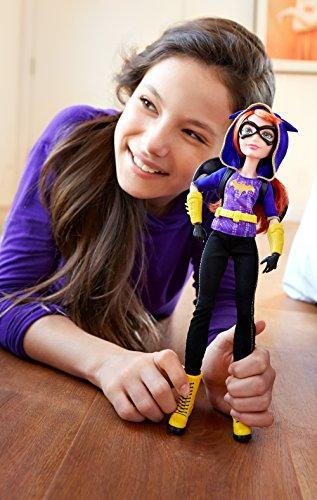 DC Super Hero Girls Muñeca superheroína Batgirl (Mattel DLT64) 2