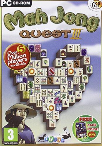 Mahjong Quest 3 (PC CD) [Importación inglesa]
