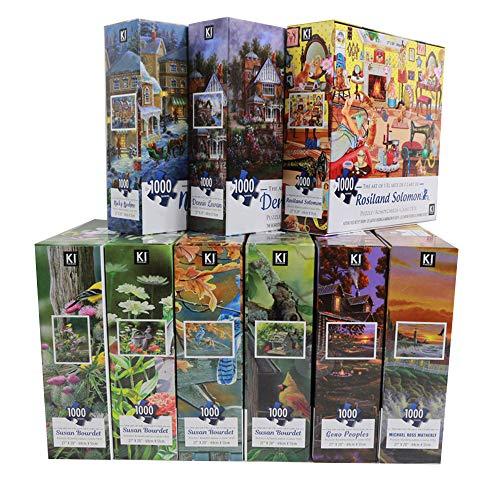 horen Puzzel 1000 Stukjes Volwassen Kinderen Geassembleerd Puzzel Kinderspelen Educatief Speelgoed Gebruikt Om de Concentratie en Intelligentie Van Kinderen Te Cultiveren