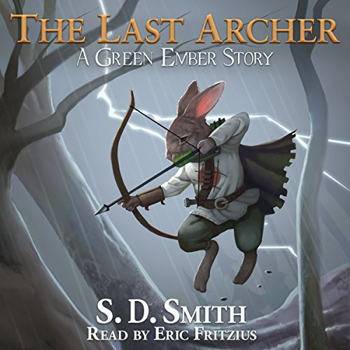The Last Archer audiobook cover art