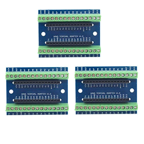 HiLetgo 3pcs TEMT6000 Light Sensor Professional TEMT6000 Light Sensor Module for Arduino