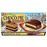 ロッテ 世界を旅する チョコパイ  東京キャラメルショコラ 6個入りx5個