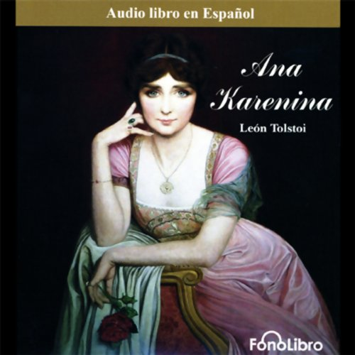 Ana Karenina audiobook cover art