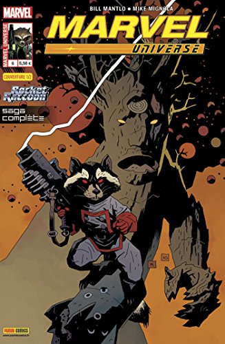 Marvel Universe, Tome 6 : Rocket Raccoon 1/2