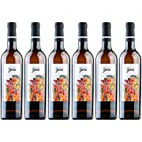 Txakolí Geroa Vino Blanco  - 6 Botellas - 4500 ml