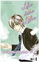 Lebe deine Liebe 12 by Kaho Miyasaka (2012-01-06)