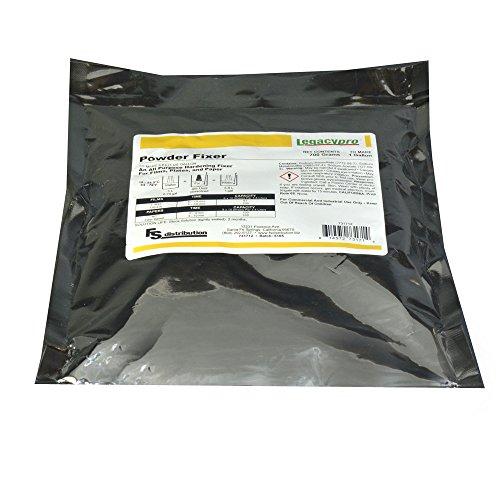 LegacyPro Black & White Powder Hardening Fixer (Makes 1 Gallon)