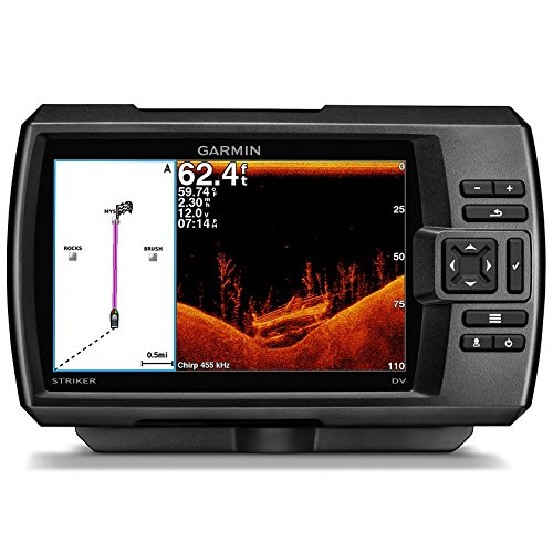 Garmin 010 – 01554 – 01 Striker 7SV, in tutto il mondo Fishfinder