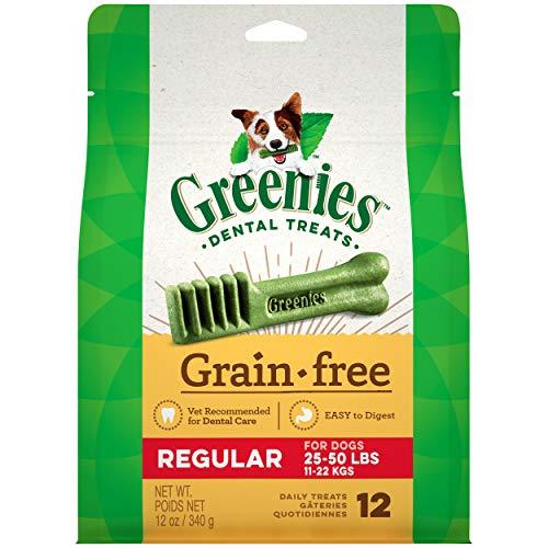 Greenies Grain Gratuit Dentaire friandises pour Chien