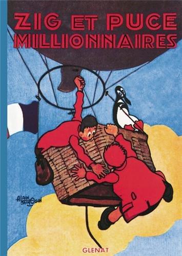 Zig et Puce, tome 2 : Zig et Puce millionnaires
