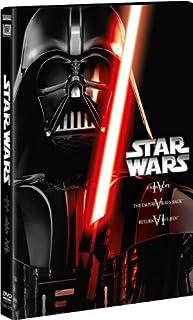 スター・ウォーズ オリジナル・トリロジー DVD-BOX<3枚組> (初回生産限定)