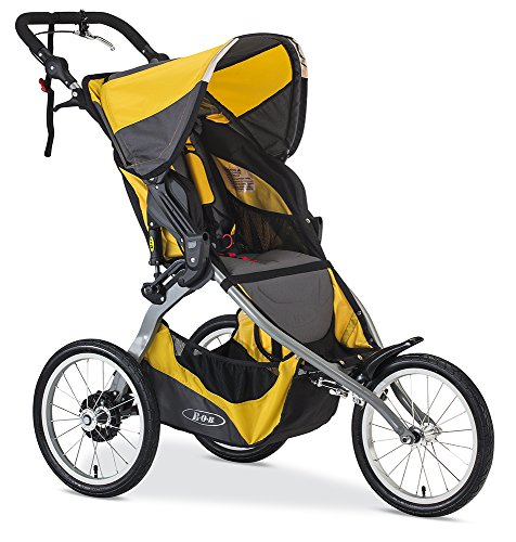 BOB Ironman Jogging Stroller, Yellow