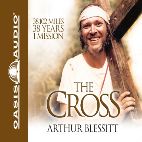 The Cross audiobook cover art