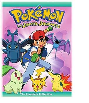 Best pokemon johto journeys dvd Reviews