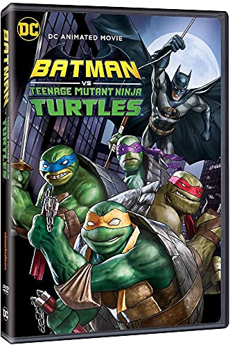 Batman vs. TMNT [Francia] [DVD]