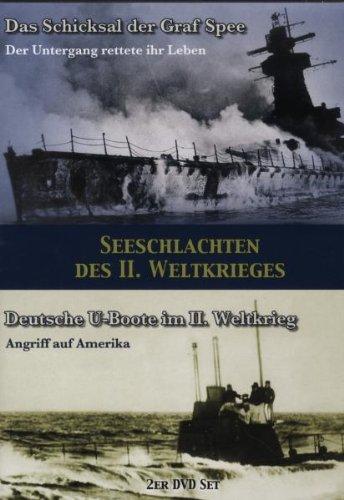 Seeschlachten des II. Weltkrieges (2 DVDs)