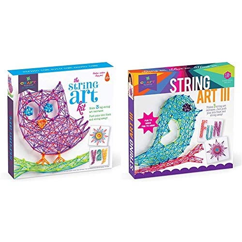 Craft-tastic – String Art Kit –...