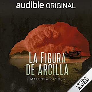 La Figura de Arcilla [The Clay Figure] audiobook cover art