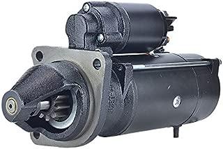 NEW STARTER FITS MASSEY FERGUSON PERKINS ENGINE A4.248 A4.318 A6.354 IS1159