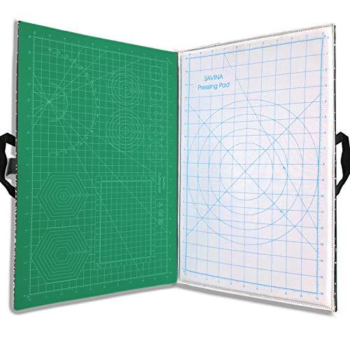Savina Portable Foldaway Cutting and Pressing Mat