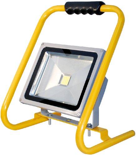 Transmedia LLS3L Projecteur LED 230 V 30 W Blanc Froid