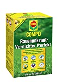 [page_title]-COMPO Rasen Unkrautvernichter Perfekt, Vernichtung von schwerbekämpfbaren Unkräutern, Konzentrat, 200 ml (200m²)