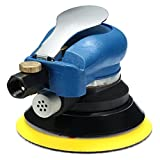 ExcLent 5 Inch Air Grip Random Orbital Palm Sander 125Mm Air Hand Power Tool Polisher Panel