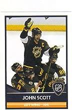 2016-17 Panini Hockey Stickers #449 All-Star Game MVP John Scott