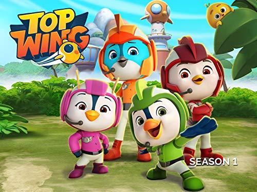 Top Wing: Season 1