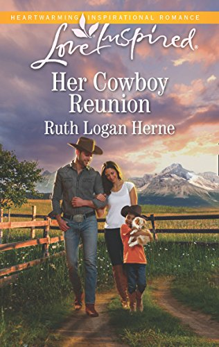 Her Cowboy Reunion (Mills & Boon Love Inspired) (Shepherd's Crossing, Book 1) (English Edition)