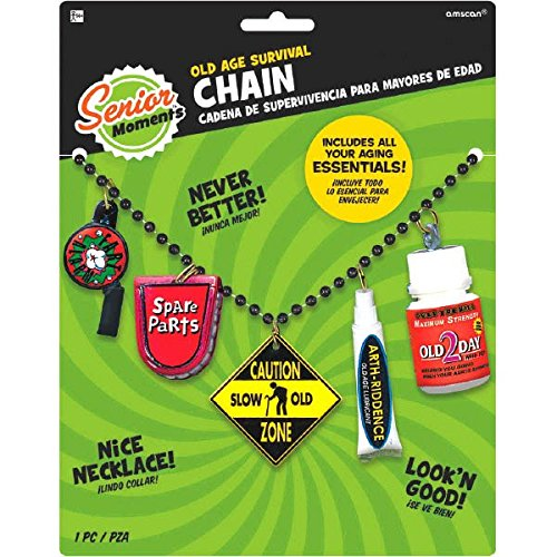 Old Age Survival Chain, Party Favor