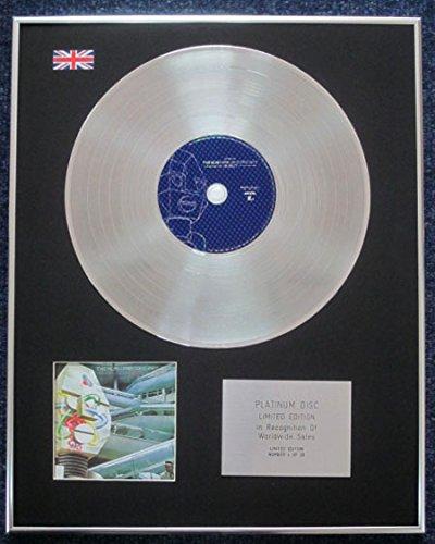 Presentazioni del secolo - ALAN PARSONS PROJECT - Edizione limitata CD Platinum LP Disc - I ROBOT